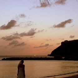 mijn mooiste zonsondergang