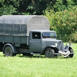 Duits l truck jaren 40
