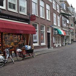 Oud-Hollandse slagerij in Hoorn