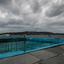 Verlaten zwembad
