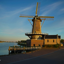 Molen Kortenoord Nieuwerkerk aan den IJssel | Fotograaf4U