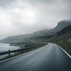 Wicked roads.