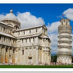 Pisa | Scheve Toren en Dom
