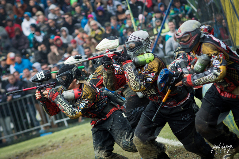 PAINTBALL EUROPEAN MASTERS BITBURG - Breakout Spa<br />