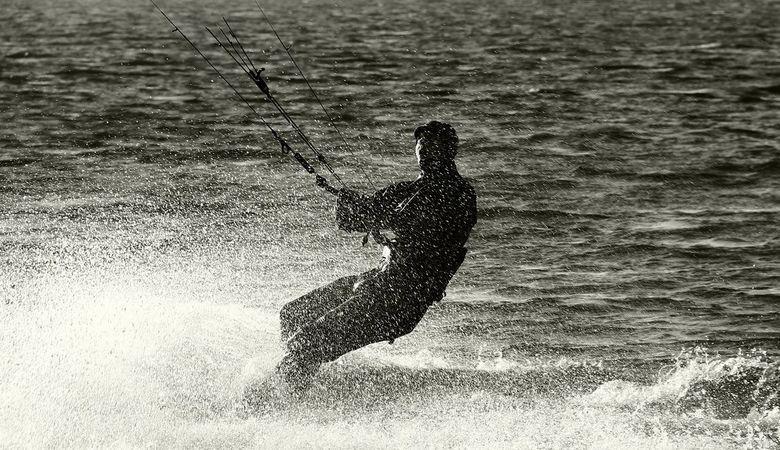 Druppels - Kitesurfing