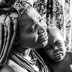 Portretten van Namibie - Himba