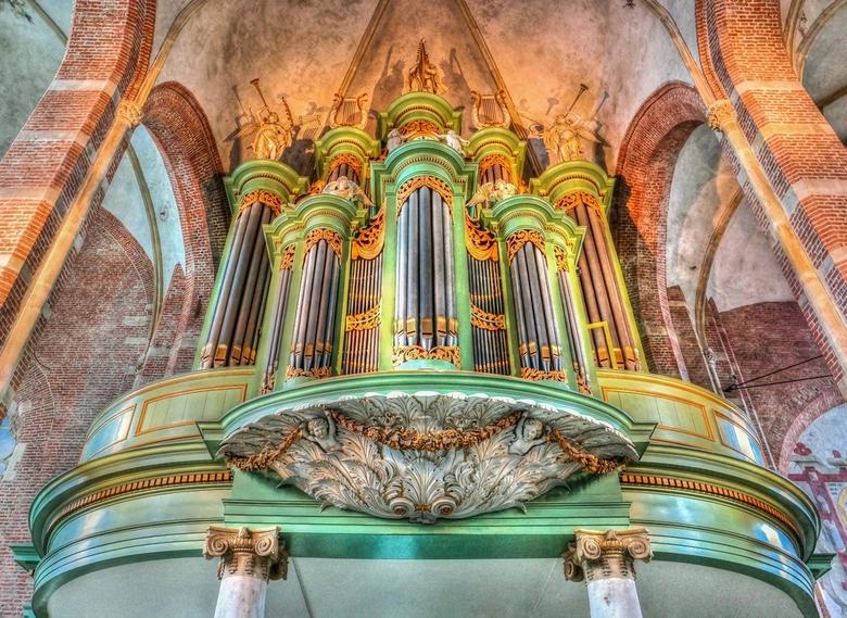 Heilig Orgel - Het orgel van de Lebuiniskerk in Deventer