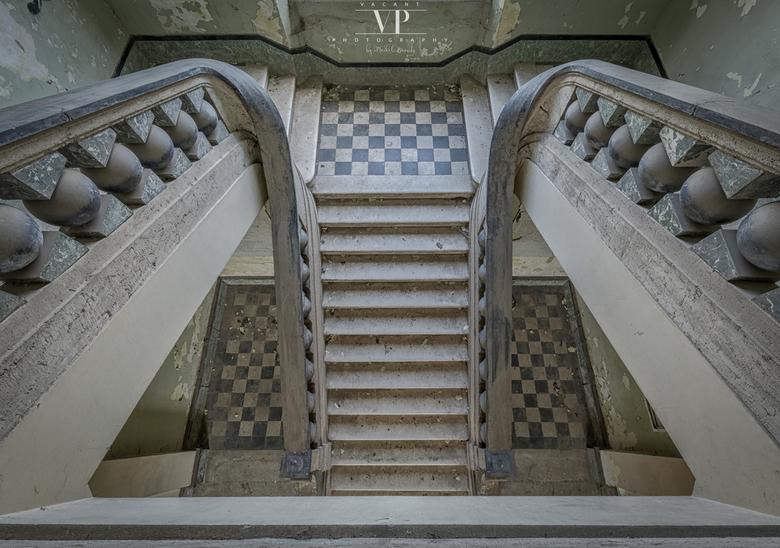 Trap - Prachtig lijnenspel in deze trap