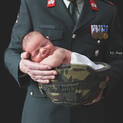 Militairy baby
