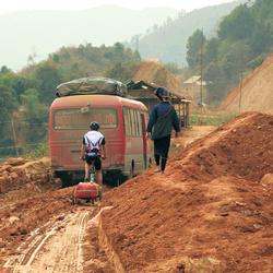 cycling Vietnam 1