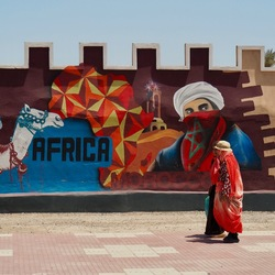 Taroudant, Marokko