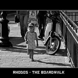 Kaylee in Rhodos - The Boardwalk