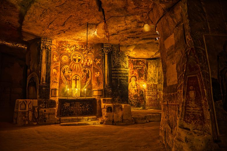 fluweelengrot - grot in valkenburg