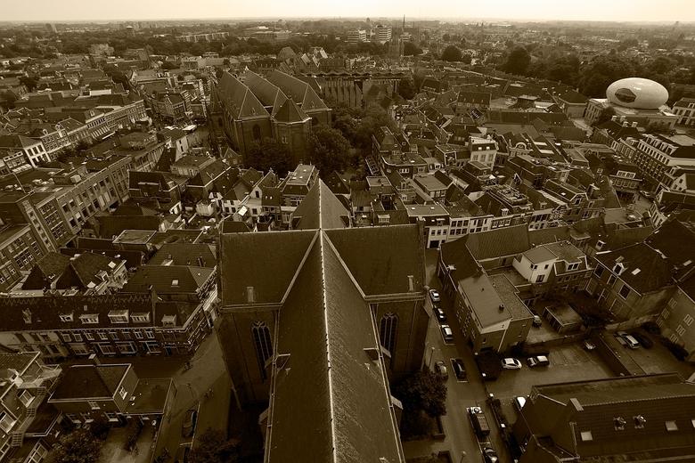 Zwolle III - vanaf de Peperbus