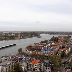 P1040604 Dordrecht van Boven 23okt 2018