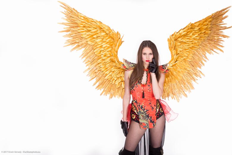 Vip Angel - Foto gemaakt voor Vip Angels promotion team