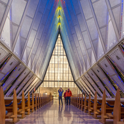 Chapel Air Force Academy