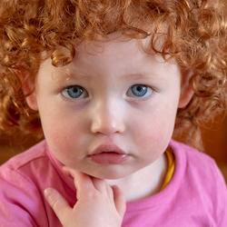 kinderportretje