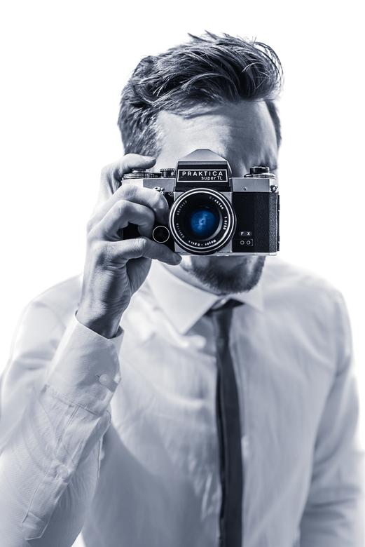 Praktica Selfportrait