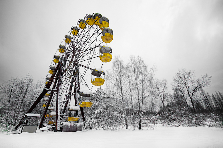Pripyat - Ultimate Urbex Tsjernobyl  - De langverwachte serie, gemaakt tijdens de Ultimate Urbex Tsjernobyl trip.