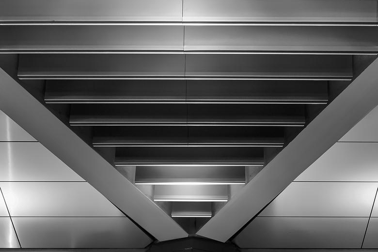 metro-detail - Een feest om in de nieuwe metro stations rond te struinen.