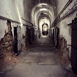 Eastern state prison - philadelphia