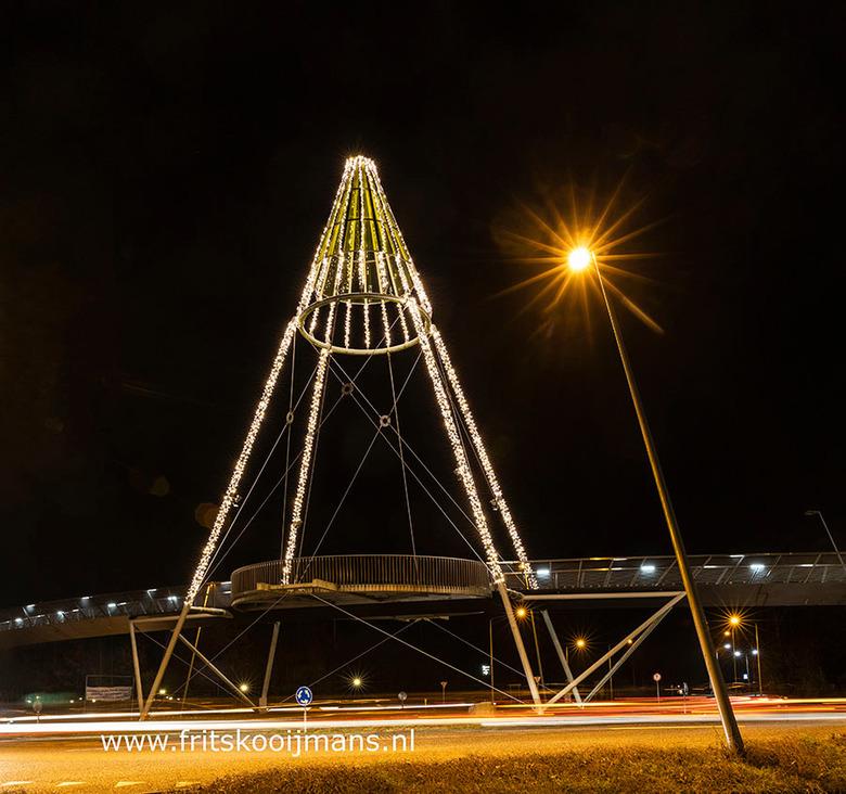 Fietsbrug in Drachten - 20190101 3712 Fietsbrug in Drachten