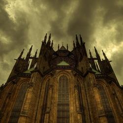 St Vithus kathedraal Praag