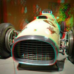 Ferrari Louwman museum 3D