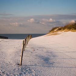 White beach.