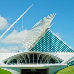 Art museum in Milwaukee VS