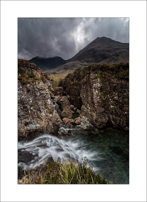 Reminiscence XVII - Fairy Pools, Isle of Skye, Schotland - 2015.