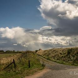 Machtige wolken