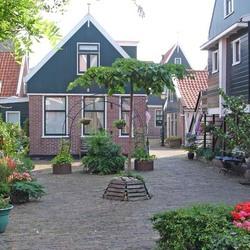 Doolhof in Volendam