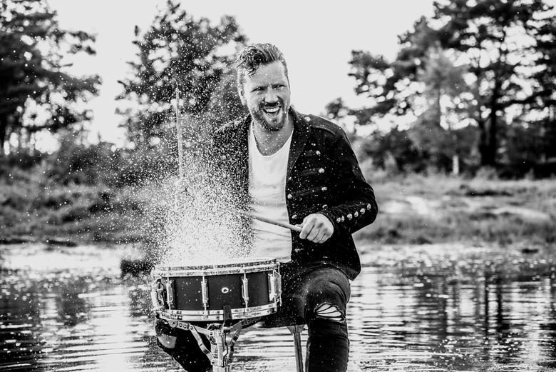 Water drums #4