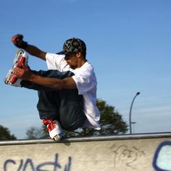 Krulluhh on Skates
