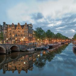 Amsterdams avondje