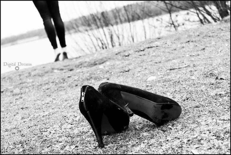 Walking away and dream -