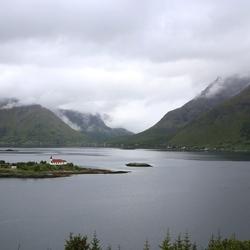 Vestpollen, Lofoten.