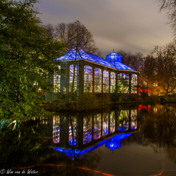 De Hortus Botanicus Amsterdam