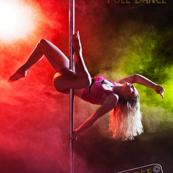Pole Fitness poster