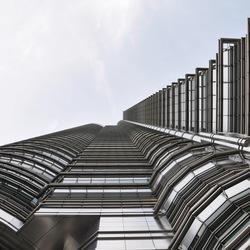 Stukje Petronas Towers
