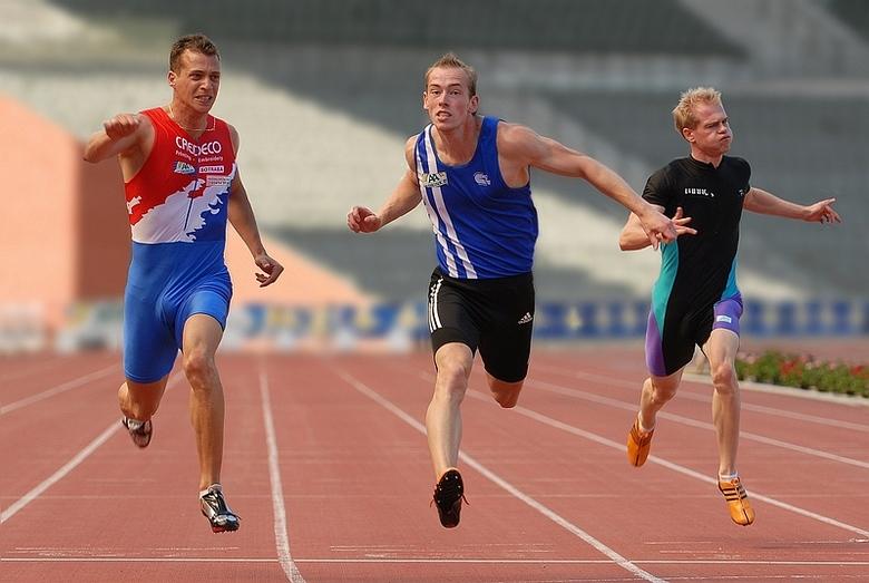 wie wint de 100m