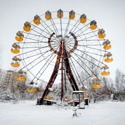 Pripyat, ferris wheel