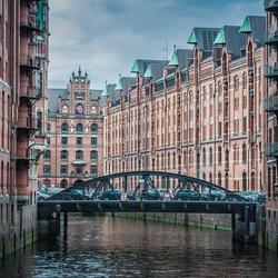Hamburg 1 - Speicherstadt