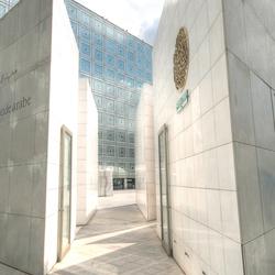 Parijs, Institut du Monde Arabe