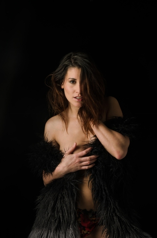Clamour - Shoot.3. - Model Camilla-rose.<br /> shootdag <br /> mijnstudio.nu