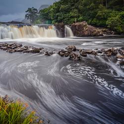 AAsleagh Falls - Ierland
