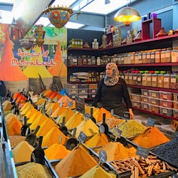 Spices of Marrakeck
