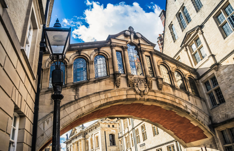 Oxford Old City -